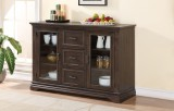 "SONOMA 54"" SIDEBOARD IN ESPRESSO BY WINNERS ONLY"