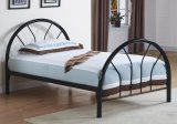 I 2389B - BED - TWIN SIZE / BLACK METAL FRAME ONLY