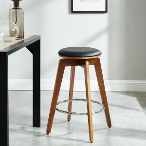 Swell Rotman 26 Counter Stool In Black By Worldwide Pabps2019 Chair Design Images Pabps2019Com